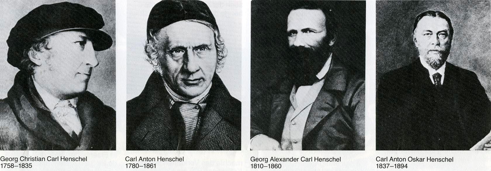 History Henschel